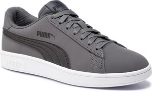 Sneakersy PUMA - Smash V2 Buck 365160 08 Iron Gate/Puma Black
