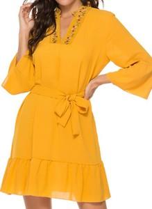 Sukienka Cikelly mini sportowa w stylu casual