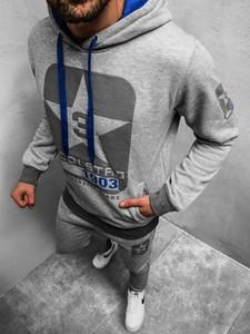 Bluza ozonee.pl w młodzieżowym stylu z nadrukiem