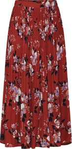 Czerwona spódnica Vero Moda w stylu boho