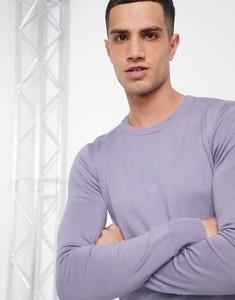Fioletowy sweter Gianni Feraud