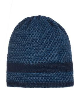 Niebieska czapka Lavard