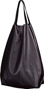 Czarna torebka Designs Fashion na ramię