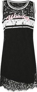 Sukienka Liu Jo Sport bez rękawów mini z okrągłym dekoltem