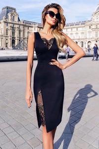 Sukienka Ivet.pl z bawełny midi