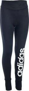 Granatowe legginsy dziecięce Adidas