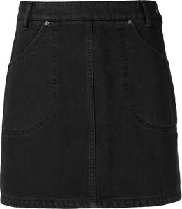 Spódnica Kenzo z jeansu