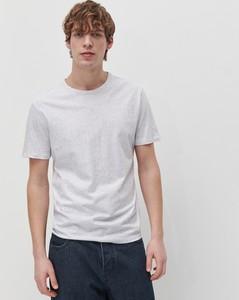 T-shirt Reserved z bawełny w stylu casual