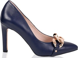 Szpilki lizard-shoes.com ze skóry