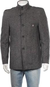 Płaszcz męski Matteo Nessi w stylu casual