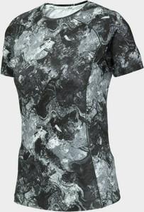 T-shirt Outhorn z okrągłym dekoltem z krótkim rękawem