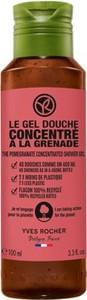 Yves Rocher Skoncentrowany żel pod prysznic Granat
