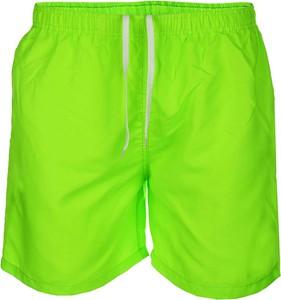 Zielone spodenki Neidio w sportowym stylu