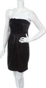 Czarna sukienka Vougue bez rękawów