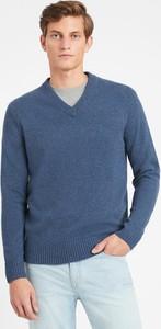 Niebieski sweter Banana Republic
