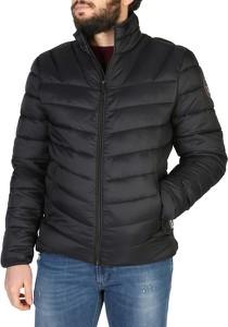 Czarna kurtka Napapijri w stylu casual