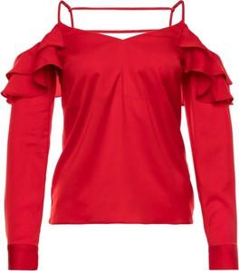 Czerwona bluzka Guess
