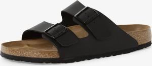Czarne buty letnie męskie Birkenstock