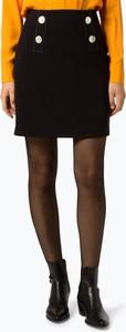 Czarna spódnica Esprit w stylu casual