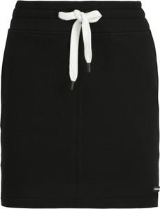 Czarna spódnica DKNY mini