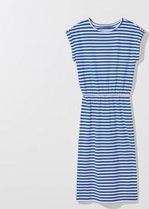 Sukienka Mohito z krótkim rękawem midi w stylu casual