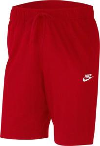 Spodenki Nike z bawełny