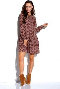 Sukienka Lemoniade mini w stylu casual koszulowa