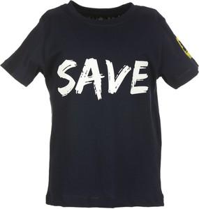 Koszulka dziecięca Save The Duck z bawełny