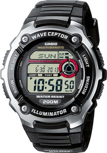 CASIO Wave Ceptor WV-200E -1AVEF