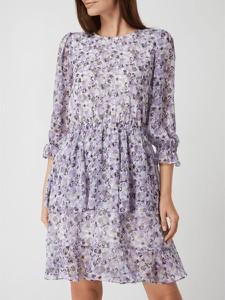 Sukienka Jake*s Collection z długim rękawem mini w stylu casual