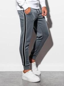 Spodnie sportowe Ombre w stylu casual