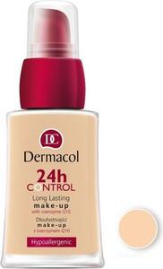 Dermacol 24 Control Make-up | Podkład z koenzymem Q10 00 - Wysyłka w 24H!