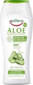 EQUILIBRA Aloesowy Kremowy Żel pod Prysznic, 250ml