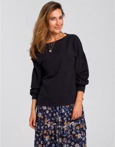 Czarna bluzka Style