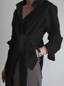 Czarna koszula Kendallme