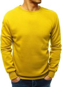Żółta bluza Dstreet