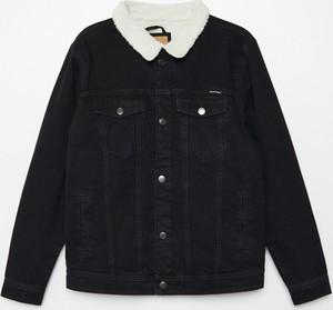 Kurtka Cropp w stylu casual z jeansu krótka