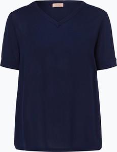 Niebieska bluzka Triangle