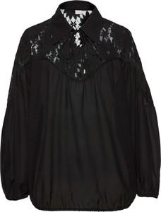 Bluzka bonprix bodyflirt boutique w koronkowe wzory