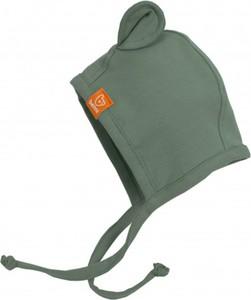 Zielona czapka Benni