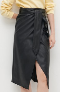 Czarna spódnica Reserved midi