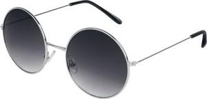 Emp Circular - Dark - Okulary przeciwsłoneczne - srebrny czarny