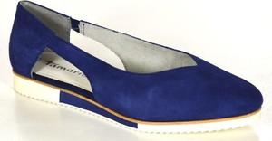 Tamaris 24202-28 815 blue półbuty damskie