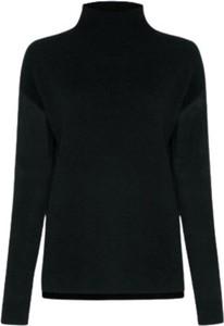 Sweter Calvin Klein z golfem z wełny