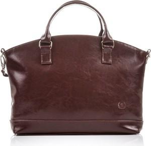 182b7f369a4eb brązowa torebka. - stylowo i modnie z Allani