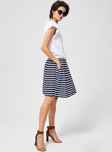 Spódnica Moodo mini w stylu casual