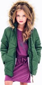 Zielona kurtka dziecięca Nativo Kids