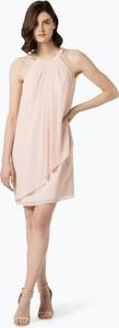 Sukienka Marie Lund mini bez rękawów z dekoltem halter