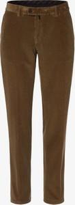 Brązowe spodnie Eurex