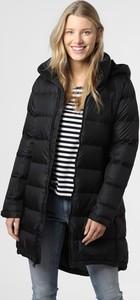 Czarny płaszcz The North Face w stylu casual